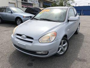 2007 HYUNDAI ACCENT SE for Sale in Tacoma, WA