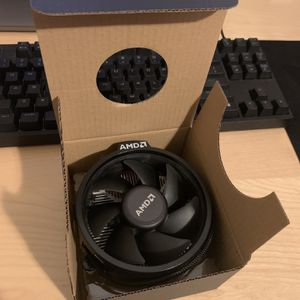 AMD Wraith Stealth CPU Cooler for Sale in Cupertino, CA