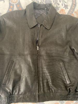 Lambskin leather jacket for Sale in Butte, MT