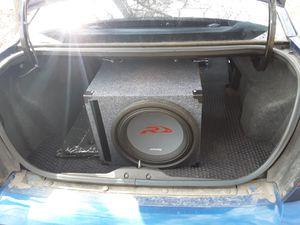Subwoofer setup for Sale in Powhatan, VA