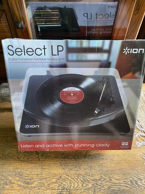 New Ion Select LP record recorder for Sale in Lynnwood, WA