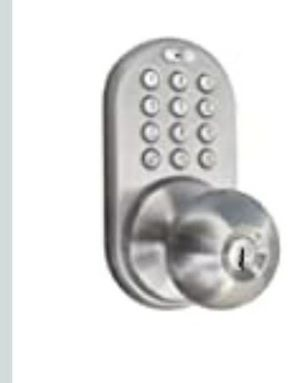 Brand New Keyless Door Lock for Sale in Columbia, MD