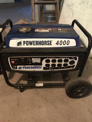 **Powerhouse 4000 Generator**Great Deal!! for Sale in Norfolk, VA
