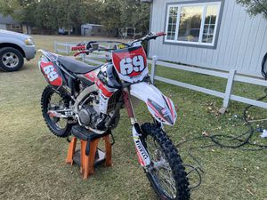 2011 YZ450F for Sale in Sanctuary, TX