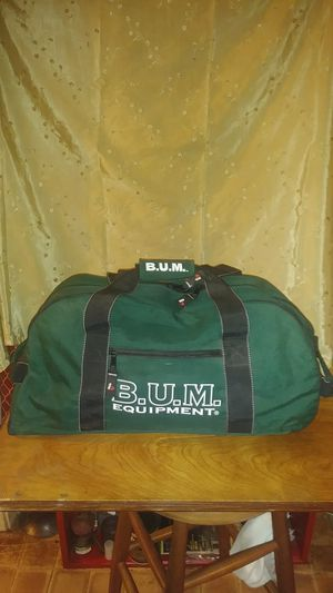 Like New/B.U.M. Equipment Duffle Bag for Sale in Beaumont, TX