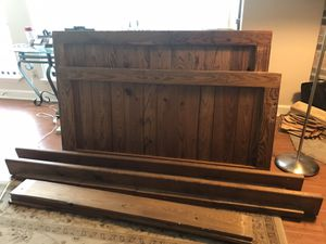 Solid wood Dresser set, This End Up for Sale in Charlotte, NC