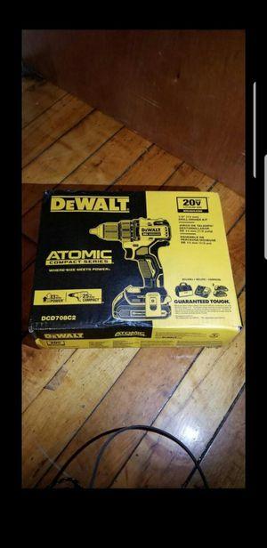 Dewalt atomic drill for Sale in Boston, MA