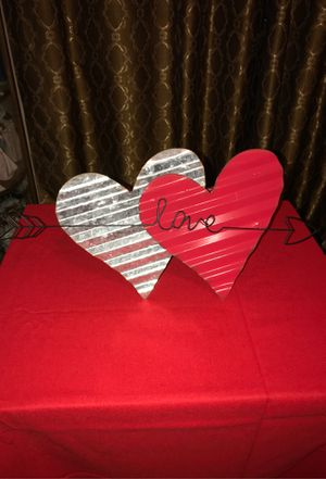 Two hearts and arrow for Sale in Duncanville, TX