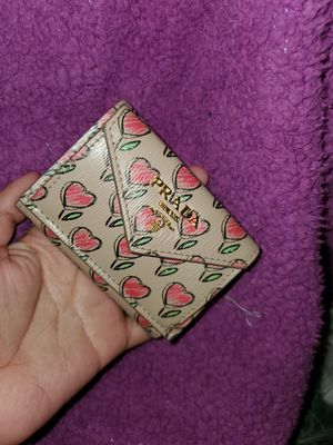 Prada wallet for women for Sale in Los Angeles, CA