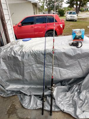 Fishing poles for Sale in Port Charlotte, FL