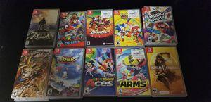 Nintendo Switch Games for Sale in Miramar, FL