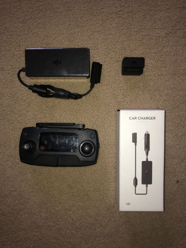 DJI Mavic Pro Remote & Accessories