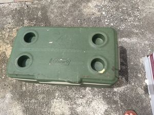 Coleman cooler, Excellent condition for Sale in Longwood, FL