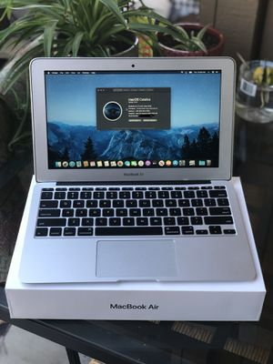 """MacBook Air 11"""" 2015 for Sale in Citrus Heights, CA"""