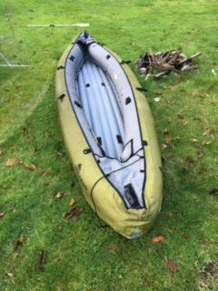 12 foot Inflatable canoe for Sale in Kent, WA