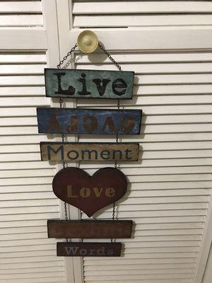 Decorating hanger for Sale in North Bethesda, MD
