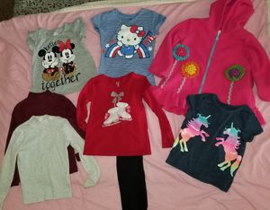 4t clothing lot kids 8 pieces for Sale in Los Angeles, CA