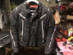 Revit ES Large 4 season motorcycle jacket for Sale in San Diego, CA