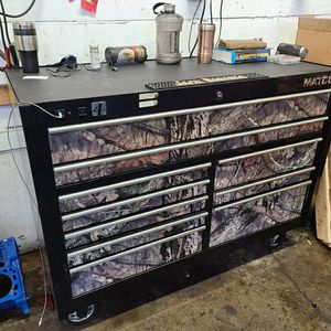 Matco 4s Two Bay Box And Tools for Sale in Auburn, WA