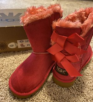 Brand new in box toddler Bailey Button UGGS for Sale in Nashville, TN