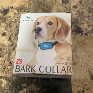 Barlo Dog Bark Collar for Sale in Tempe, AZ