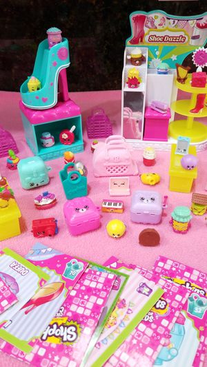 Shopkins!!! for Sale in Raleigh, NC