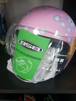 BSB Moto Bike Helmet for Sale in Stone Mountain,  GA