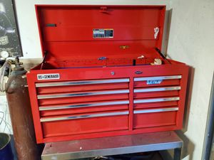 "44"" toolbox US General $240 obo for Sale in Bakersfield, CA"