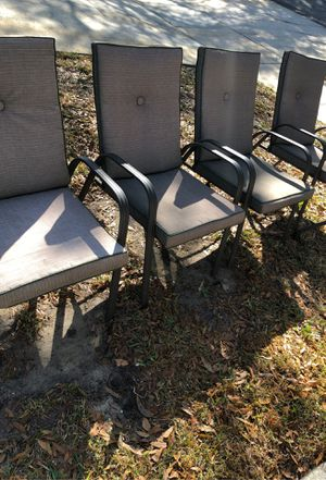 Outdoor furniture for Sale in Tampa, FL