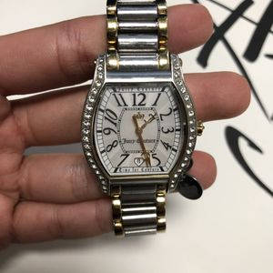 Juicy Couture Two Tone Watch for Sale in Houston, TX