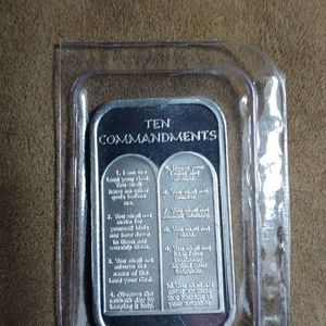 All 10 Commandments Visable. for Sale in Canby, OR