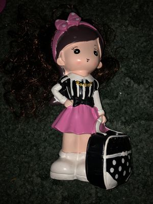 Antique doll bank coin holder for Sale in Ontario, CA