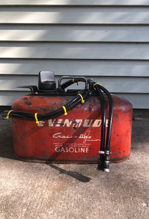 Vintage Evinrude gas tank for Sale in Antioch, IL