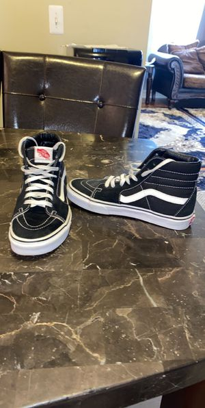 High Top Vans Size 8 Women's for Sale in Dearborn, MI