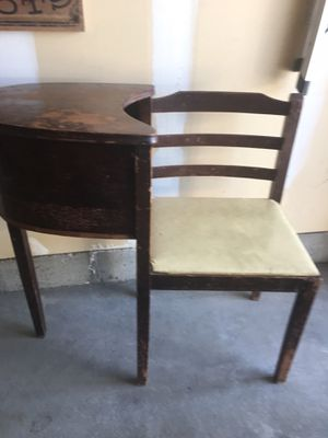 Antique Telephone Table for Sale in North Salt Lake, UT