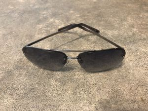 Authentic Men's Louis Vuitton (used)aviator sunglasses.. see photos.. asking $250 OBO / eBay has them listed for $400 used. for Sale in Punta Gorda, FL