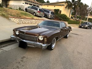 1974 Chevy Monte Carlo for Sale in Glendora, CA