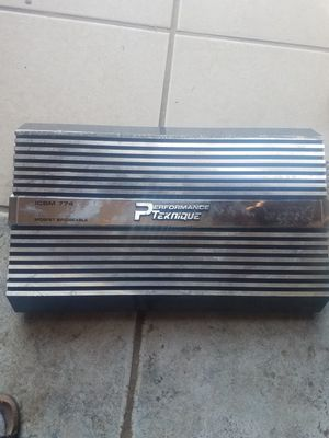 Amplifier stereo system for Sale in Dinuba, CA