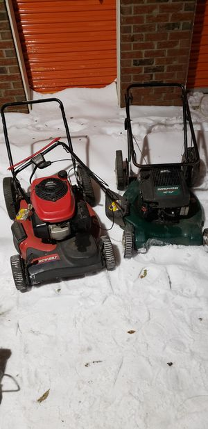 "Troy -bilt and Ranch king 22"" cut for Sale in Schaumburg, IL"