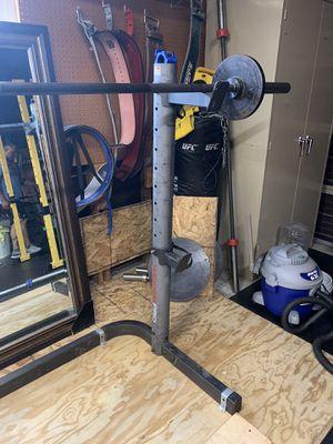 Squat Bench Press Rack for Sale in Castroville, CA
