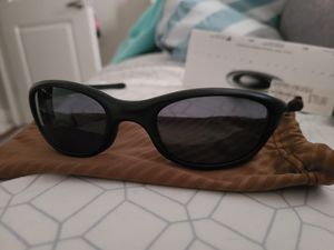 Christmas gift! Oakley matte black sunglasses Standard Issue for Sale in Sacramento, CA