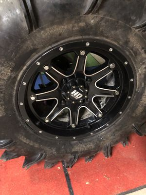 """33"""" terms on 15"""" sti hd's for Sale in Conroe, TX"""