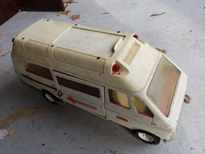 Tonka Ambulance for sale | Only 2 left at -65%