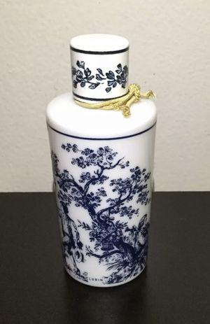 Vintage Opaline Lubin Nuit EDT Longchamp Milk Glass, Paris for Sale in Brooklyn, NY