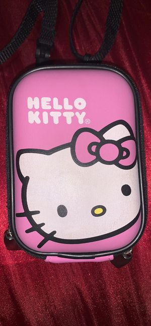 Hello Kitty credit card holder with strap for Sale in Avis, PA