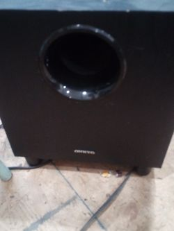 Home Theater Sub for Sale in Crewe,  VA