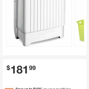 Portable Washing Machine for Sale in St. Petersburg, FL