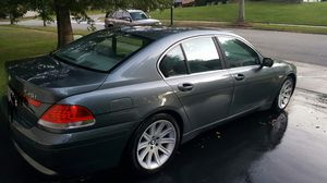 2002 BMW 7 Series for Sale in UPPR MARLBORO, MD
