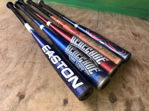 Aluminum Baseball Bats for Sale in Atlanta, GA
