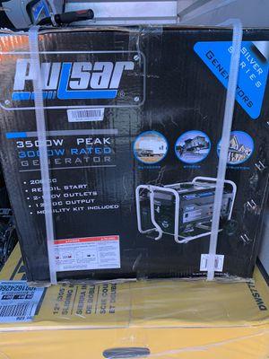 Generator 3500 w for Sale in Pompano Beach, FL